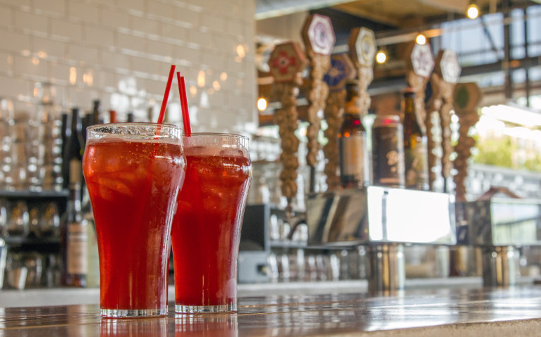 Mill 180 Park's Drinks Are Sure To Tickle Your Tastebuds :: I've Been Bit! A Travel Blog