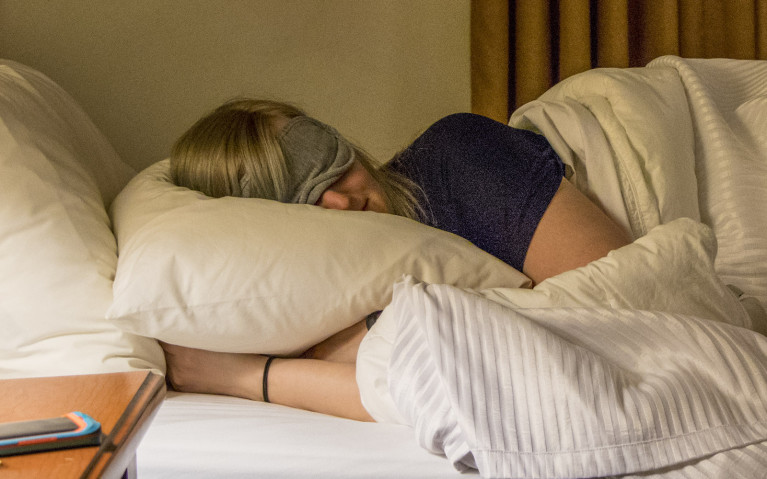 A Good Sleep Always Helps To Avoid Illness Abroad! :: I've Been Bit! A Travel Blog