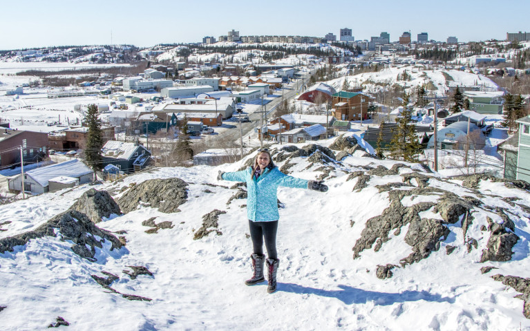 Throwback to Yellowknife, one of my 2018 loves! :: I've Been Bit! A Travel Blog