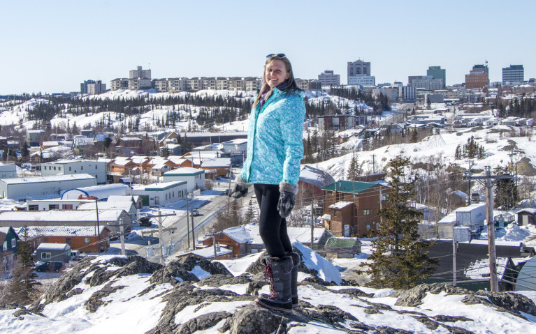 The Best View You'll Find During Your Yellowknife Trip! :: I've Been Bit! A Travel Blog