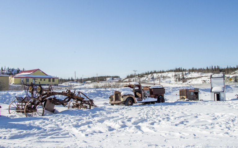 Gotta Start with the History with Tours in Yellowknife :: I've Been Bit! A Travel Blog