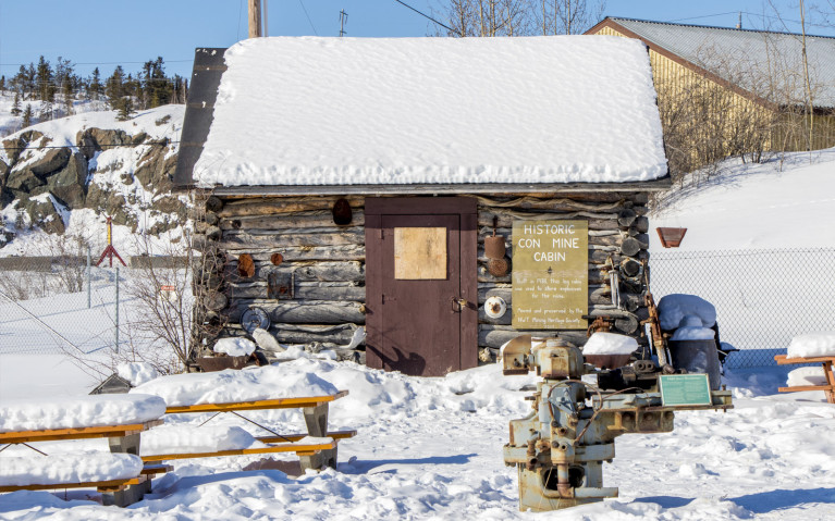 Historic Con Mine Cabin :: I've Been Bit! A Travel Blog