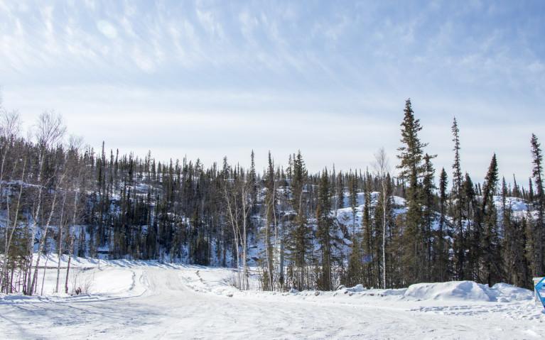 Hidden Lake Territorial Park :: I've Been Bit! A Travel Blog