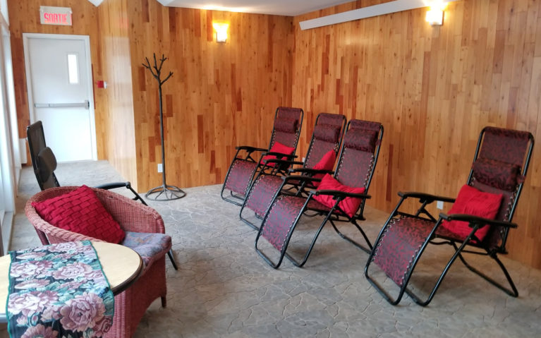 Inside the Spa at Auberge de 21 :: I've Been Bit! A Travel Blog