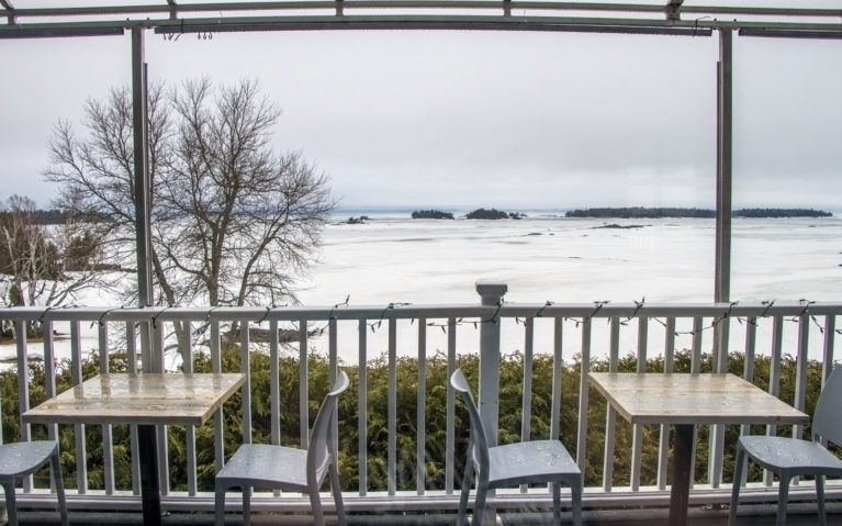 On the Shore of Lac St Jean! :: I've Been Bit! A Travel Blog