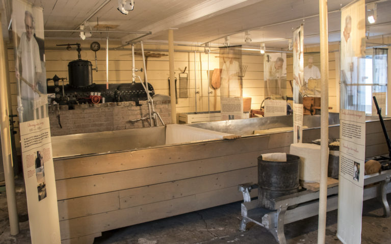 Inside the Fromagerie :: I've Been Bit! A Travel Blog
