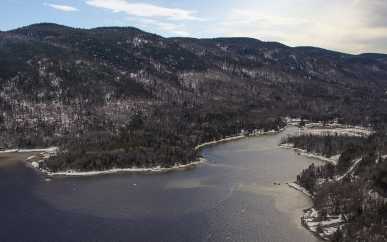 How Beautiful Are These Views of the Saguenay River?! :: I've Been Bit! A Travel Blog