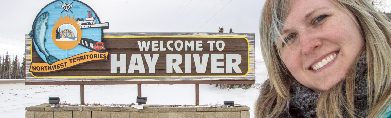 Beware When Visiting Hay River NWT... You May Never Want to Leave! :: I've Been Bit! A Travel Blog