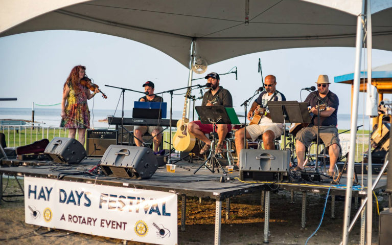Hay Days Festival in Hay River NWT :: I've Been Bit! A Travel Blog