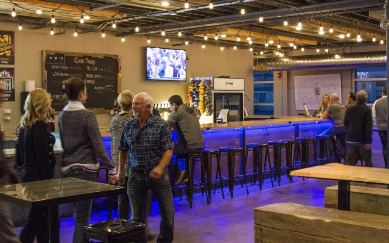 Torque Brewing, a Winnipeg Beer Must-Try :: I've Been Bit! A Travel Blog