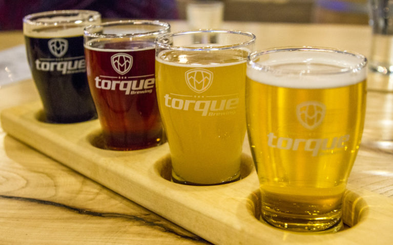 A Great Place for Beer Tasting Winnipeg :: I've Been Bit! A Travel Blog