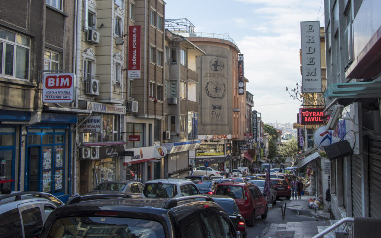 As Expected, Traffic Was A Little Insane in Turkey! :: I've Been Bit! A Travel Blog