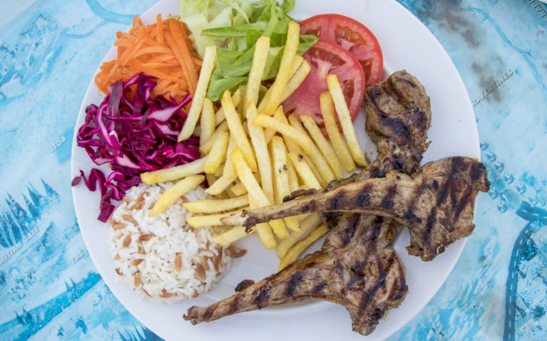 One of the Best Turkish Dishes I Had, Lamb Chops :: I've Been Bit! A Travel Blog