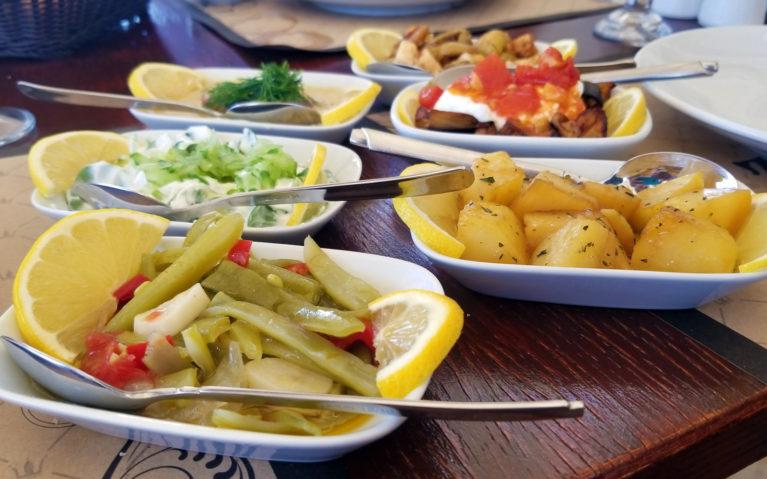A Popular Turkish Food, Meze :: I've Been Bit! A Travel Blog
