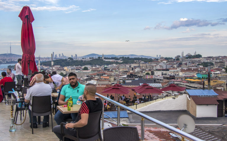 Istanbul Half Day Tour or Full Day, You Have to Stop Here! :: I've Been Bit! A Travel Blog