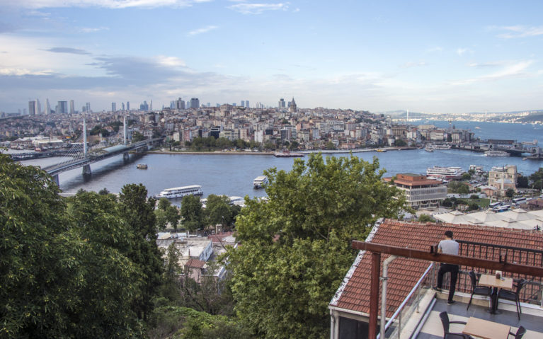 The Best View of Istanbul! :: I've Been Bit! A Travel Blog