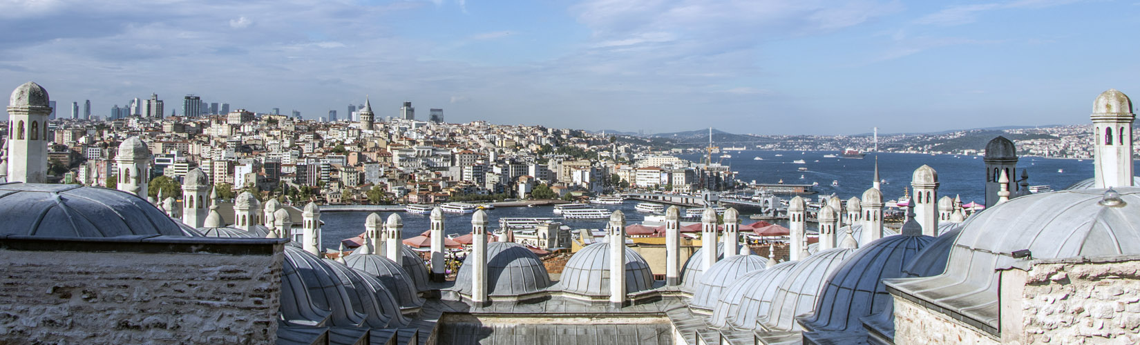 Istanbul in One Day :: The Essential Guide to Turkey's Largest City