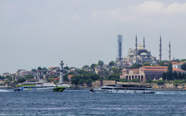 Ready to tackle Istanbul in One Day! :: I've Been Bit! A Travel Blog