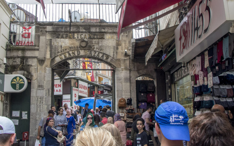 The Grand Bazaar is a Must for Any One Day Tour of Istanbul :: I've Been Bit! A Travel Blog