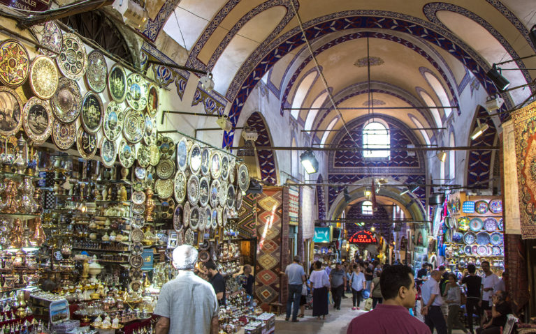 Kapalı Çarşı, One of the Best Places in Istanbul :: I've Been Bit! A Travel Blog
