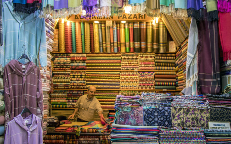 What to Do in Istanbul? Shop at the Grand Bazaar! :: I've Been Bit! A Travel Blog