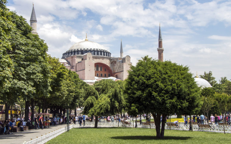 Where To Go in Istanbul? The Hagia Sophia! :: I've Been Bit! A Travel Blog