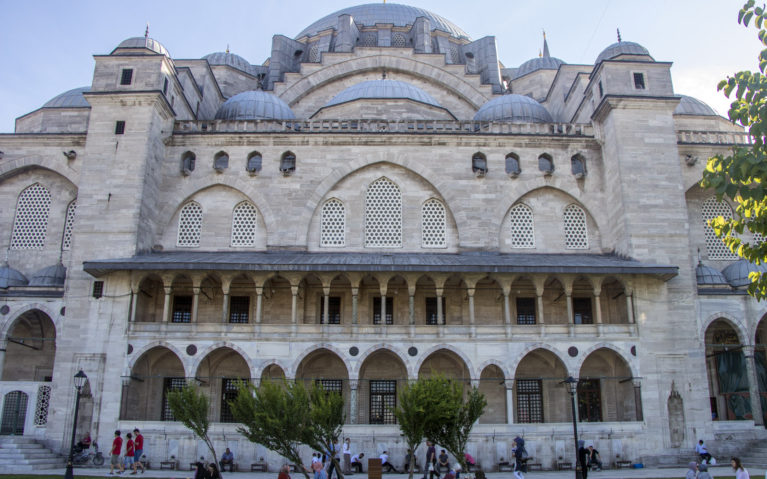 Admire the Mosques As You Take Trips Around Istanbul :: I've Been Bit! A Travel Blog