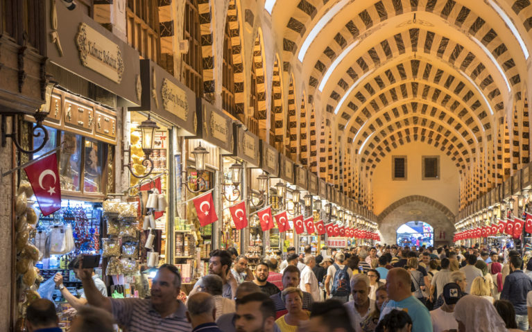 The Spice Bazaar, One of the Places to Visit in Istanbul :: I've Been Bit! A Travel Blog