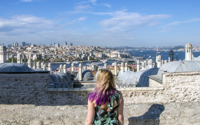 Best Way to See Istanbul? Not Quite! :: I've Been Bit! A Travel Blog