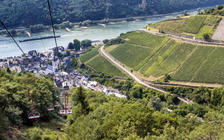 The Chairlift to Aßmanshausen :: I've Been Bit! A Travel Blog