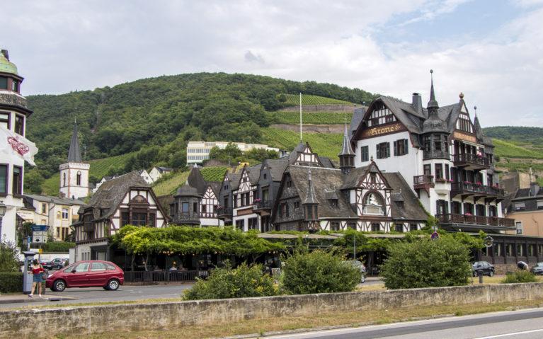 Another View of Assmanshausen :: I've Been Bit! A Travel Blog