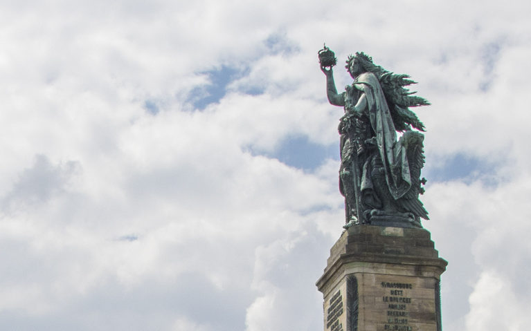 Close Up of Germania :: I've Been Bit! A Travel Blog