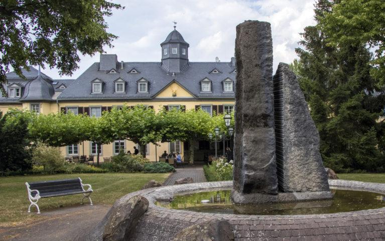 Hotel Jagdschloss Niederwald in Rudesheim am Rhein :: I've Been Bit! A Travel Blog