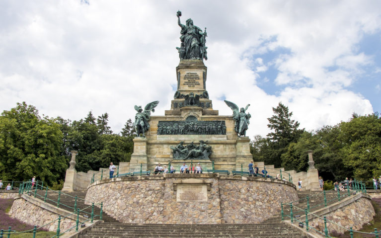 The Niederwalddenkmal Truly Makes a Statement :: I've Been Bit! A Travel Blog