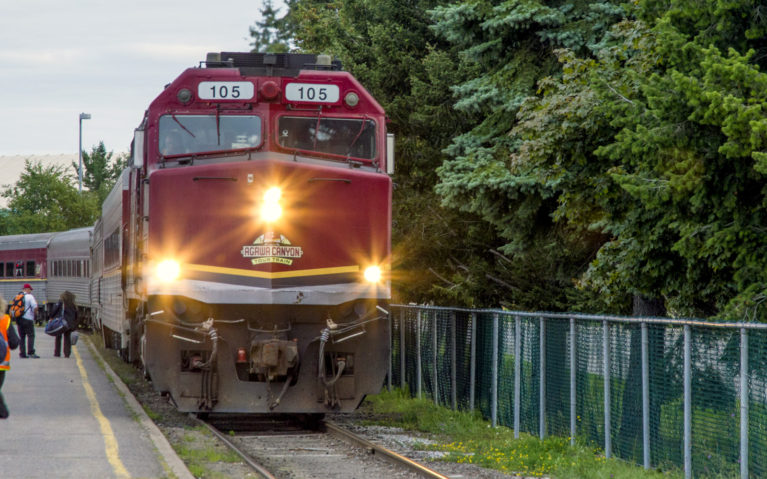 All Aboard the Agawa Canyon Tour! :: I've Been Bit! A Travel Blog