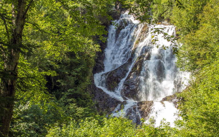 North Black Beaver Falls in the Agawa Canyon :: I've Been Bit! A Travel Blog