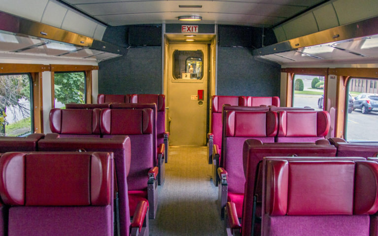 Inside Views of the Agawa Railroad :: I've Been Bit! A Travel Blog
