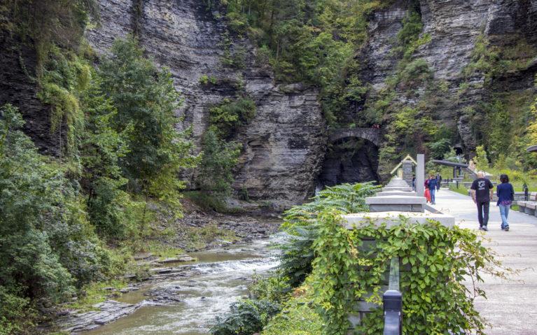 Watkins Glen State Park Hiking Time! :: I've Been Bit! A Travel Blog