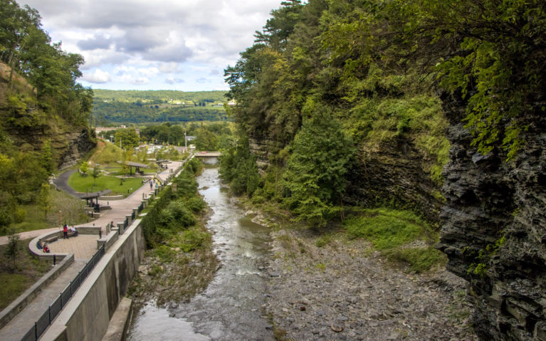 A Must Visit of the Watkins Glen NY Attractions :: I've Been Bit! A Travel Blog