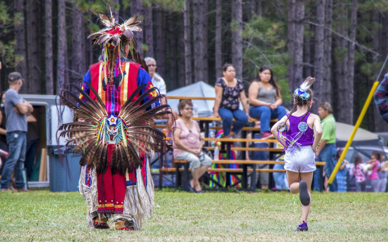 Everyone is Encouraged to Participate in a Pow Wow :: I've Been Bit! A Travel Blog