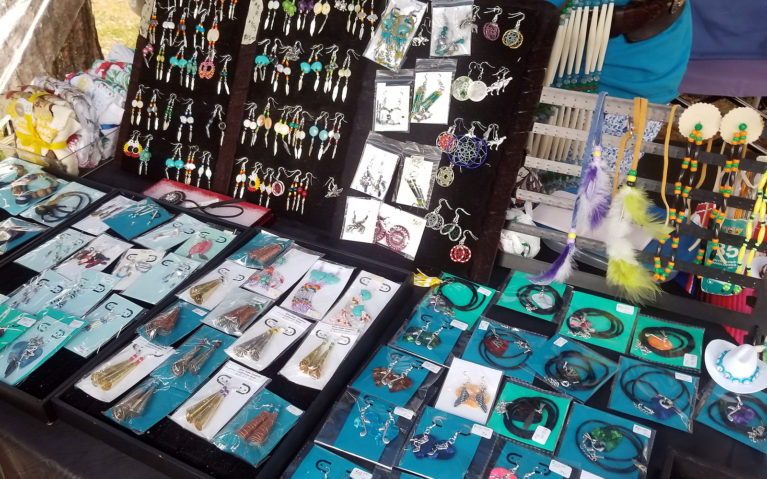 Beautiful Handmade Items at the Batchewana First Nation Pow Wow :: I've Been Bit! A Travel Blog