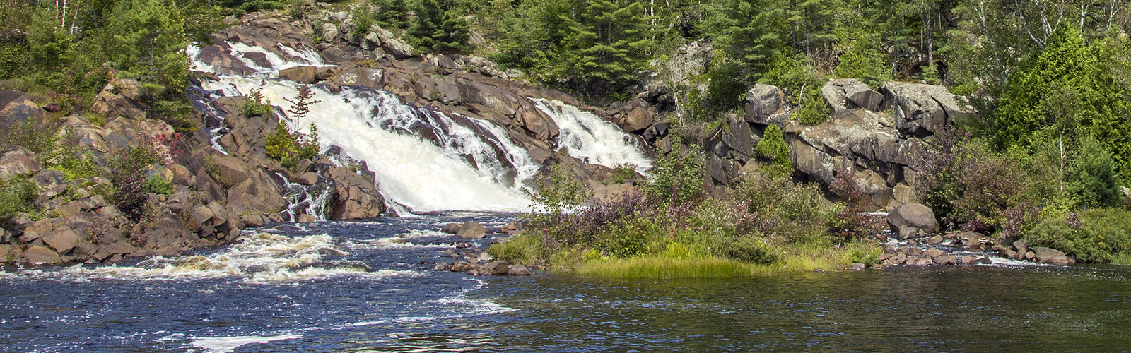 Onaping Falls Trail - A Must-Do Sudbury Day Trip :: I've Been Bit! A Travel Blog