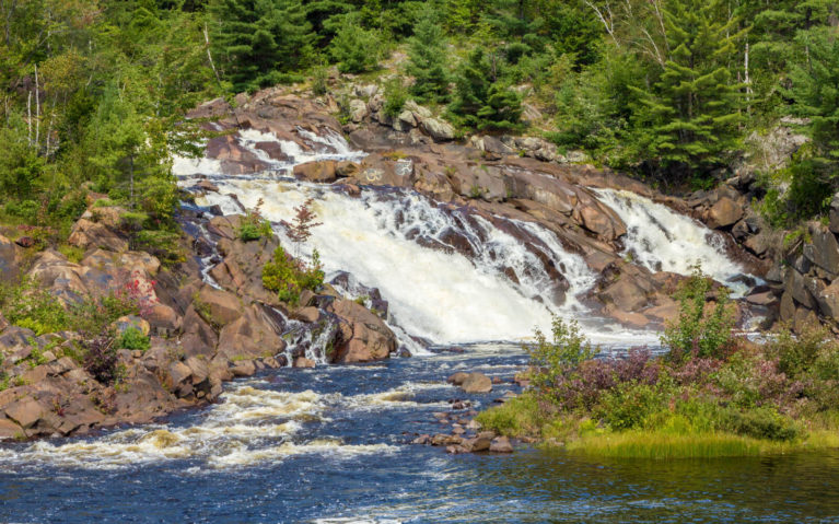 Onaping Falls, A Fantastic Detour When Driving from Sudbury to Sault Ste Marie :: I've Been Bit! Travel Blog