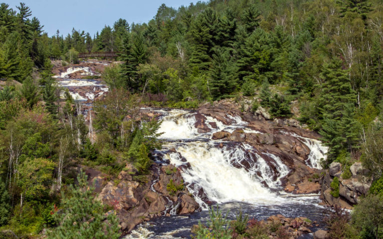 The Ever Impressive Onaping Falls :: I've Been Bit! A Travel Blog