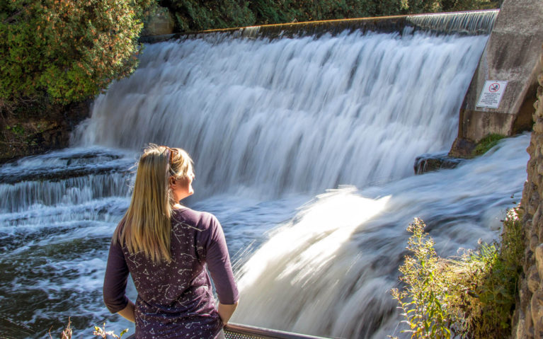 Totally Worth Some Belfountain Conservation Area Hiking! :: I've Been Bit! A Travel Blog