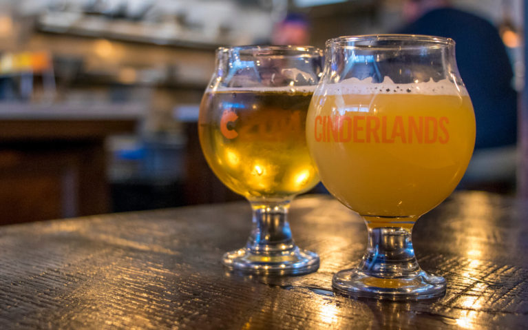 Cinderlands Brewing, One of the Best Breweries in Pittsburgh :: I've Been Bit! A Travel Blog