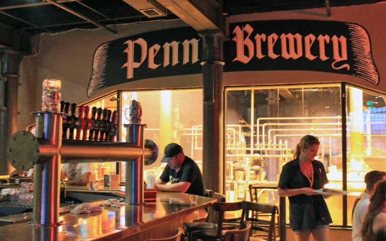 One of the Oldest Pittsburgh Breweries, Penn Brewery :: I've Been Bit! A Travel Blog