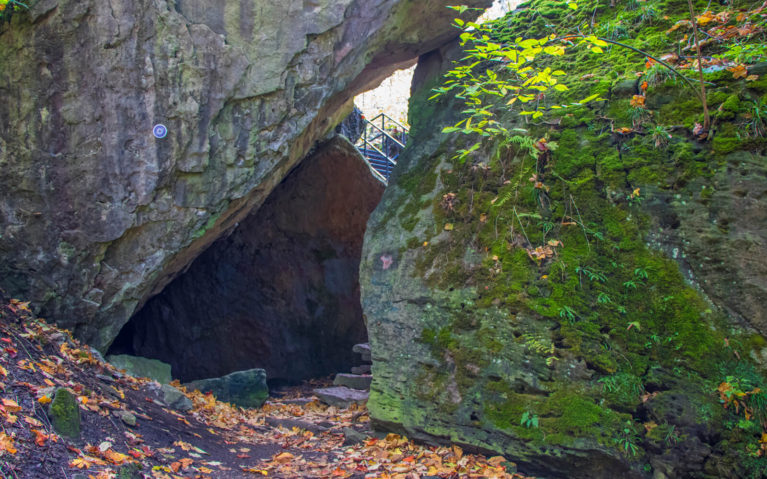 Boulders along the Terrace Trail :: I've Been Bit! A Travel Blog