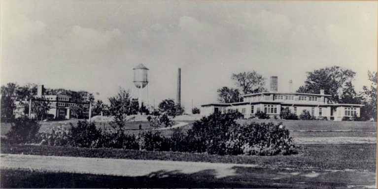 Old Photo of the Bowmanville Boys School :: I've Been Bit! A Travel Blog