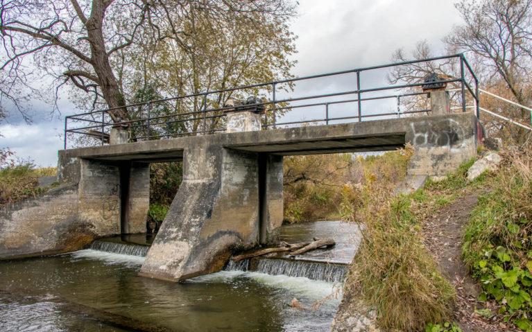 Bowmanville Boys School Dam :: I've Been Bit! A Travel Blog